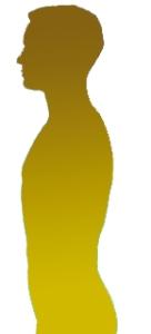 cervical silueta